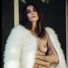 Rebecca Dayan topless for P Magazine 2015 June 10x HQ