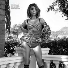 Sarah Hyland sexy for Remix magazine 6x HQ