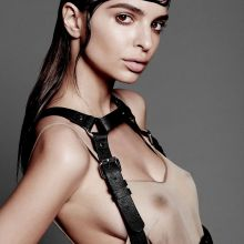 Emily Ratajkowski topless Yu Tsai photo shoot 2015 for Sports Illustrated 14x HQ