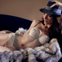 Marina Mozzoni hot see through Simone Perele Lingerie 36x UHQ