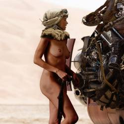 Daisy Ridley nude