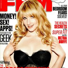 Melissa Rauch hot FHM Magazine 2014 December 6x UHQ
