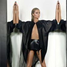 Paris Hilton sexy see through for Paper magazine 8x HQ photos