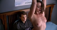 Roxanna Dunlop - The Late Bloomer 1080p topless strip nude sex scene