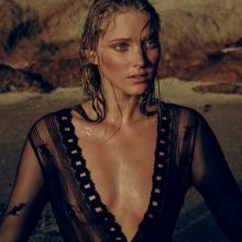Elsa Hosk topless Matthew Sprout 2015 photo shoot 7x HQ