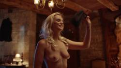 Emily Sweet, Claire Catherine, Kika Magalhaes - Castle Freak 1080p topless nude naked sex scenes
