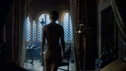 Lena Headey - Game of Thrones S07 E03 720p topless nude bare ass naked scene