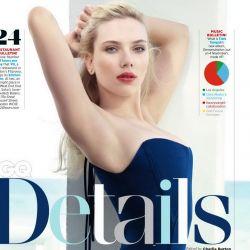 Scarlett Johansson GQ UK sexy by Craig McDean 2013 December 2x HQ