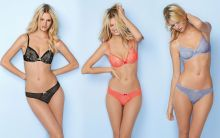 Nadine Leopold sexy Next 2015 Spring Lingerie collection 40x HQ