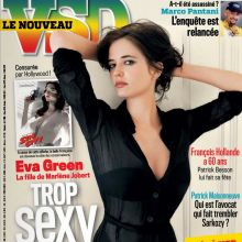 Eva Green VSD Magazine France 2014 August 4x HQ