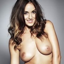 Rosie Jones topless Page 3 photo shoot 2014 August 3x HQ