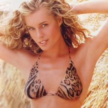 Rebecca Romijn nude bodypaint for Sports Illustrated Swimsuit 1999 10x UHQ photos