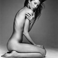 Gisele Bundchen nude Photo Magazine France 2014 August 11x HQ