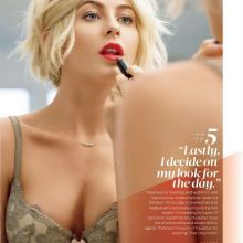 Julianne Hough sexy Shape Magazine 2014 December 11x HQ