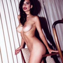 Emily Ratajkowski nude polaroids by Jonathan Leder - Castor gallery 17x HQ photos