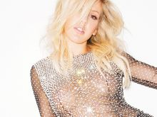 Ellie Goulding sexy Cosmopolitan 2014 May photo shoot 3x UHQ