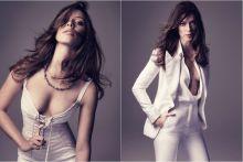 Rebecca Hall sexy Alexi Lubomirski photo shoot for Harper's Bazaar UK 6x HQ