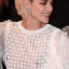 Kristen Stewart in see through dress without bra on Personal Shopper premiere at The Cannes Film Festival 43x UHQ photos