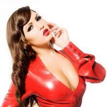 Sabine Jemeljanova hot topless House of Harlot photo shoot 60x HQ