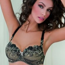 Madalina Diana Ghenea sexy Antinea lingerie photo shoot 20x UHQ