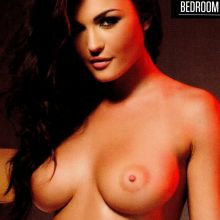 India Reynolds topless nude ZOO magazine 2014 July photoshoot 8x UHQ