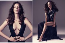 Rebecca Hall sexy Alexi Lubomirski photo shoot for Harper's Bazaar UK 6x HQ