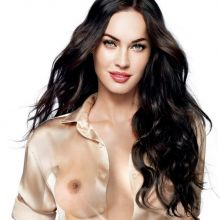 Megan Fox see through photo shoot UHQ