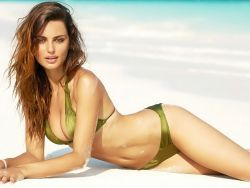Catrinel Menghia sexy South African Swimsuit 15x HQ