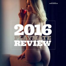 Eniko Mihalik nude topless bare ass for Playboy US magazine January-February 2017 HQ photos