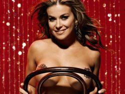 Carmen Electra hot photohoot for Loaded Magazine 5x UHQ