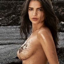 Emily Ratajkowski nude GQ France 2014 September 5x UHQ