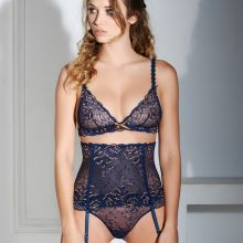 Agathe Teyssier hot Millesia 2015-2016 lingerie 31x UHQ
