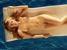 Amber Heard nude in Hidden Palms UHQ