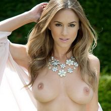 Rosie Jones topless Page 3 photo shoot 2014 September 3x HQ