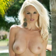 Rhian Sugden topless Page 3 photo shoot 2014 April 3x HQ