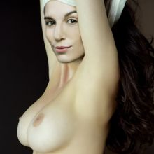 Christy Carlson Romano leaked topless photo HQ