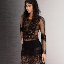 Sofia Boutella braless in see through dress on premiere of Star Trek Beyond 31x UHQ photos