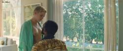 Kristen Stewart - Seberg 1080p lingerie nightwear topless nude sex scenes