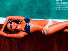 Irina Shayk topless Maxim 2014 July August 14x HQ
