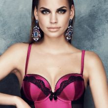 Carmen Bründler sexy Marks and Spencer lingerie 2014 Spring-Summer 20x HQ