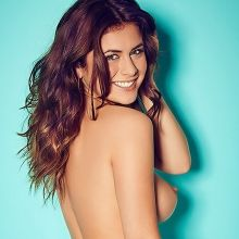 Kelly Hall topless Page 3 photo shoot 2014 May 3x HQ