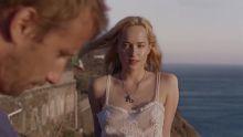 Dakota Johnson - A Bigger Splash 720p see through lingerie scenes