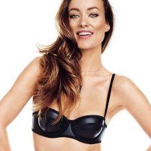 Olivia Wilde sexy Shape Magazine 2015 April issue 5x HQ