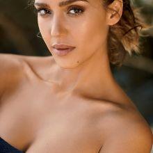 Jessica Alba sexy photo shoot for Self magazine 2015 October 9x HQ