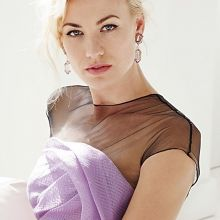 Yvonne Strahovski sexy 2014 Jim Wright photoshoot for NY Post 5x UHQ