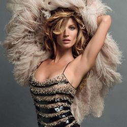 Gisele Bundchen nude for Vogue Paris 2013 November 12x UHQ