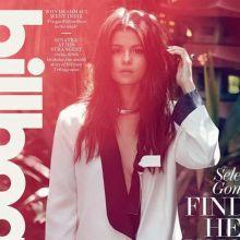 Selena Gomez sexy Billboard magazine 2015 October 8x MQ