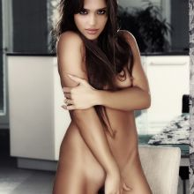 Jessica Alba nude photo shoot UHQ