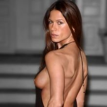 Rhona Mitra bob slip nip slip 2005 ABC All Star Event 12x HQ