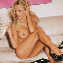 Pamela Anderson raunchy naked topless nude Playboy Germany 2016 March Coverstar 21x UHQ photos